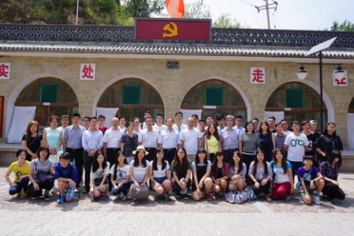 Exchange visits and patriotic education for young people in Shaanxi and Macau