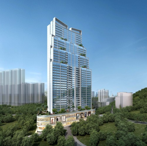 Taipa High-end Residential Project (Temporary project name: THE L. RESIDENT)