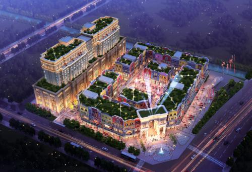 Hengqin New Area, Zhuhai (MACAU ARCADE PLAZA)